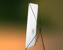 标准韩式X展架